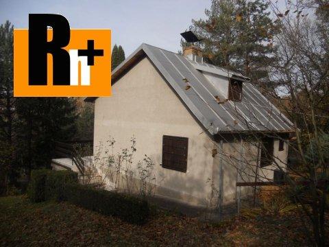 Foto Na predaj Vyšná Kamenica - chata