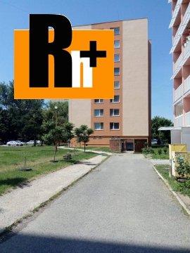 Foto Na predaj Čierna nad Tisou . 3 izbový byt - rezervované