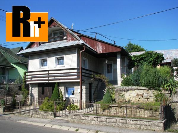 Foto Považská Bystrica Papradno rodinný dom na predaj - zrekonštruovaný