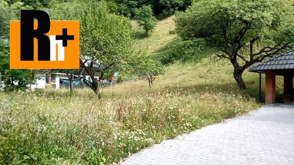 Foto Na predaj Hodruša-Hámre záhrada - TOP ponuka