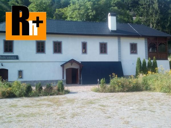 Foto Hodruša-Hámre Banská Hodruša na predaj iný objekt - TOP ponuka