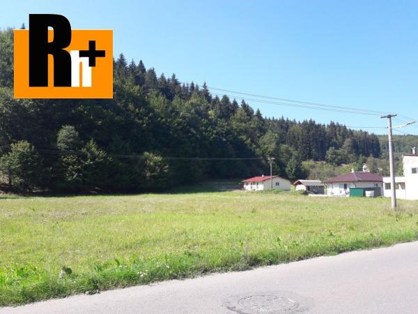 Foto Pozemok pre bývanie na predaj Kotešová 900m2 - exkluzívne v Rh+