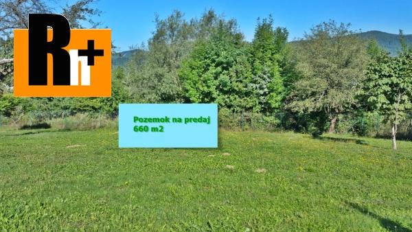 Foto Pozemok pre bývanie Púchov Dolné Kočkovce na predaj - rezervované