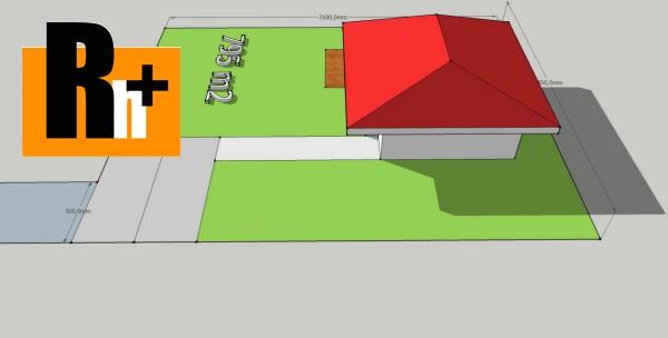 Foto Na predaj Svederník so stavebným povolením pozemok pre bývanie