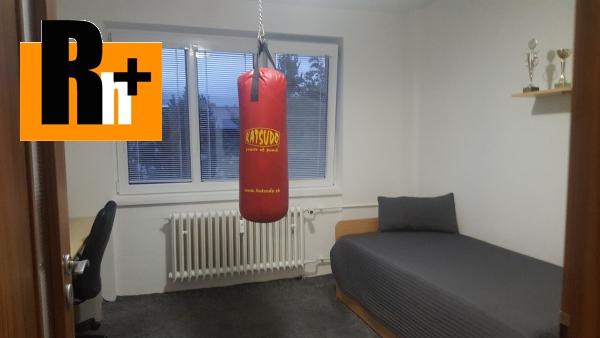 Foto 3 izbový byt na predaj Martin - exkluzívne v Rh+