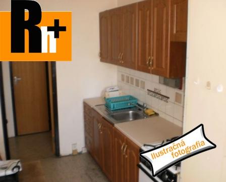 Foto Čierna nad Tisou . na predaj 3 izbový byt - s balkónom