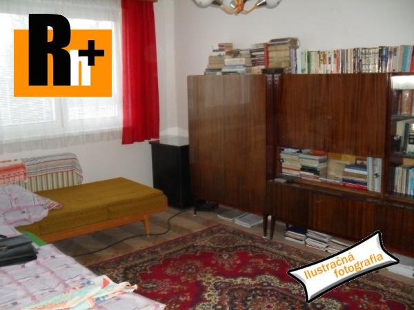 Foto Na predaj Žilina Hliny 1 izbový byt - s balkónom