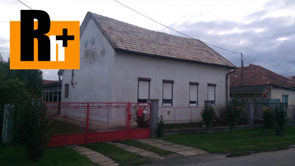 Foto Na predaj Veľké Trakany . rodinný dom - čiastočne prerobený