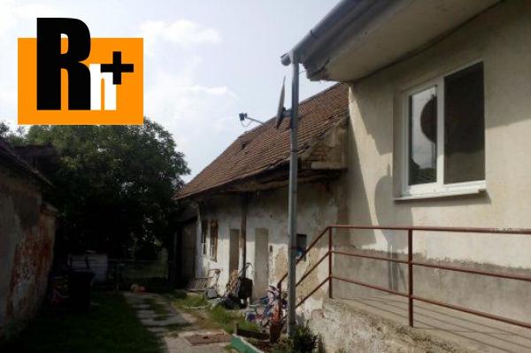 Foto Rodinný dom Malé Leváre Levare na predaj - rezervované