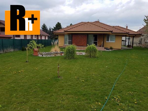 Foto Na predaj rodinný dom Šamorín obec Horný Bar - TOP ponuka