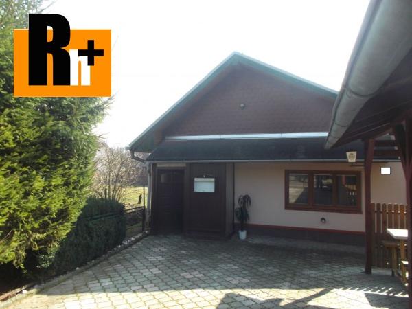 Foto Rodinný dom Žilina Podhorie na predaj - rezervované