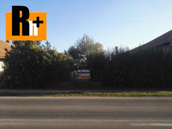 Foto Borša . pozemok pre bývanie na predaj - ihneď k dispozícii