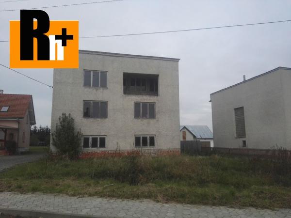 Foto Rodinný dom na predaj Sačurov Dlhá - vo výstavbe