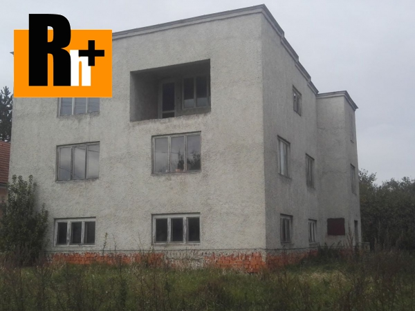 2. obrázok Rodinný dom na predaj Sačurov Dlhá - vo výstavbe