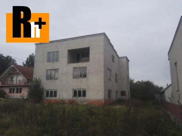 4. obrázok Rodinný dom na predaj Sačurov Dlhá - vo výstavbe