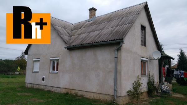 Foto Na predaj Maďarsko Zemplénagárd rodinný dom - ihneď k dispozícii