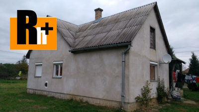 Na predaj Maďarsko Zemplénagárd rodinný dom - ihneď k dispozícii