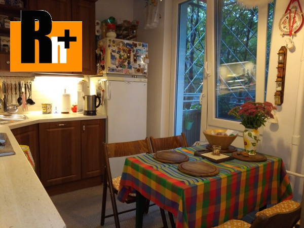 Foto 3 izbový byt Bratislava-Nové Mesto Račianska na predaj - rezervované