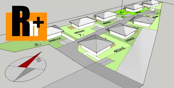 Foto Dolná Tižina IBV pozemok pre bývanie na predaj - rezervované
