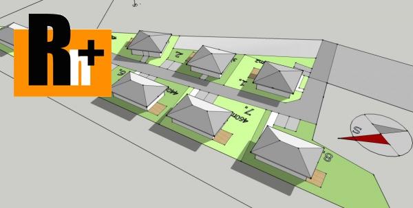 Foto Na predaj pozemok pre bývanie Žilina Dolná Tižina 510m2 - exkluzívne v Rh+