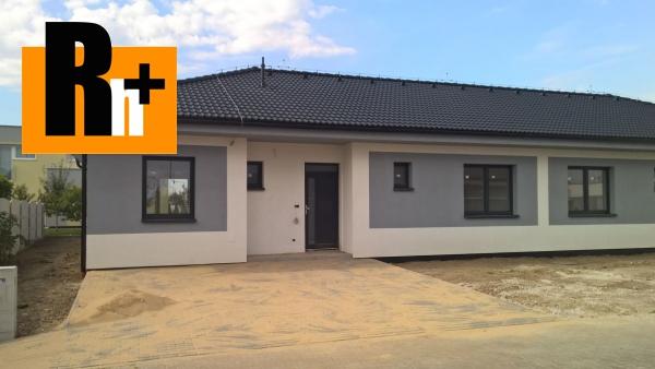 Foto Na predaj rodinný dom Špačince - rezervované