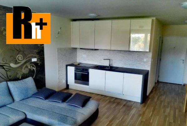 Foto 1 izbový byt Bratislava-Rača Rustaveliho na predaj - TOP ponuka