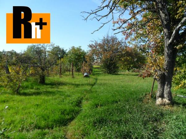 Foto Križovany nad Dudváhom Hlavná1 na predaj pozemok pre bývanie - TOP ponuka