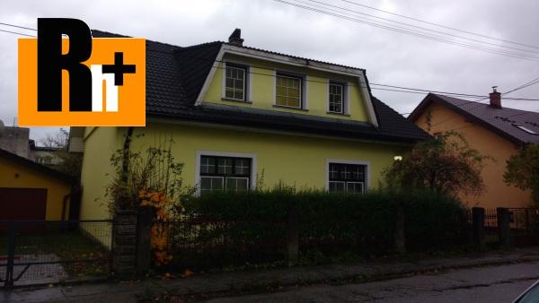 Foto Na predaj Vrútky rodinný dom - TOP ponuka
