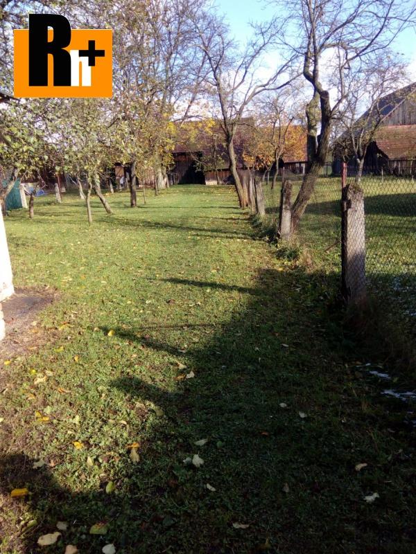 Foto Na predaj pozemok pre bývanie Žabokreky