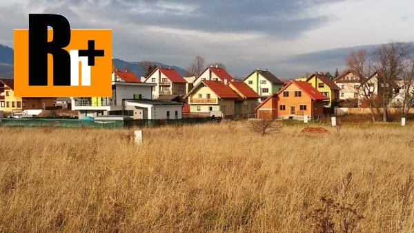 Foto Pozemok pre bývanie Veľký Slavkov na predaj