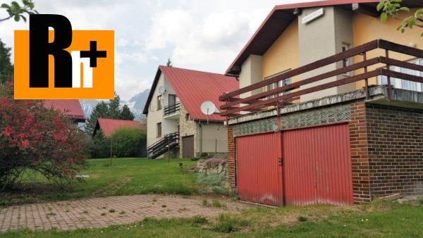 Foto Na predaj rodinný dom Štôla - exkluzívne v Rh+