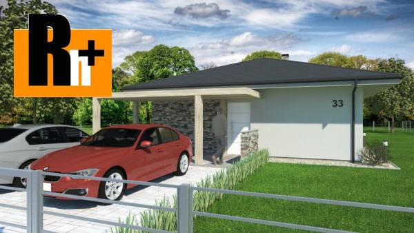 Foto Dlhé Pole NOVOSTAVBA na kľúč na predaj rodinný dom - exkluzívne v Rh+
