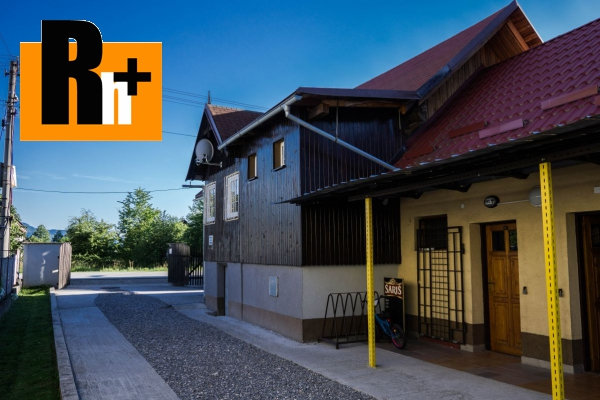 Foto Teplička nad Váhom VIDEOOBHLIADKA na predaj rodinný dom - exkluzívne v Rh+