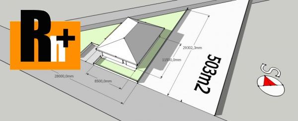 Foto Pozemok pre bývanie Teplička nad Váhom 503m2 na predaj - exkluzívne v Rh+