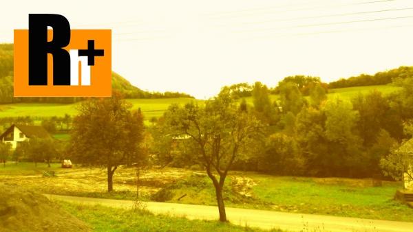 Foto Kysucké Nové Mesto Horný Vadičov pozemok pre bývanie na predaj
