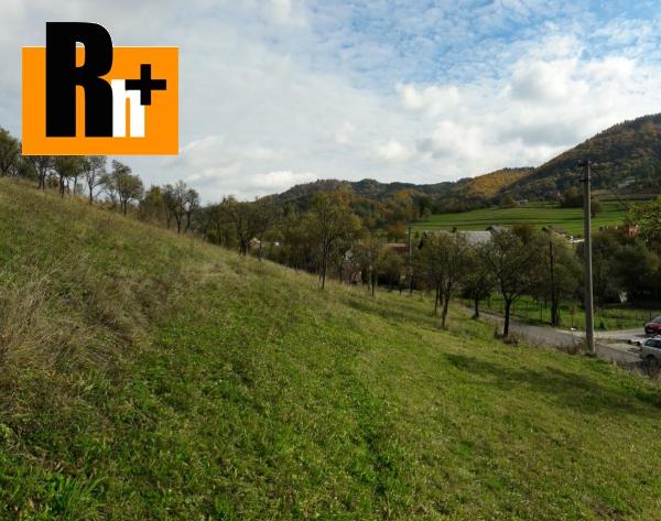 Foto Kysucké Nové Mesto Horný Vadičov na predaj pozemok pre bývanie