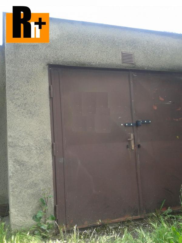 Foto Trenčín Sihoť Jiráskova garáž jednotlivá na predaj -