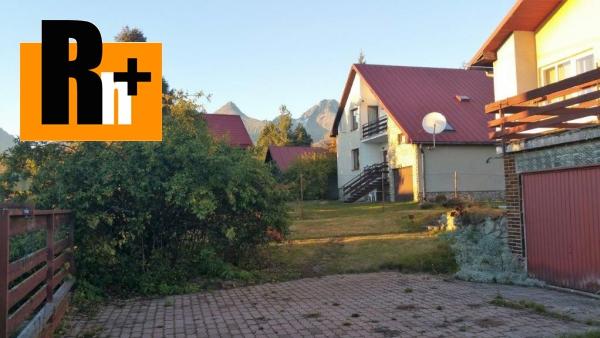 Foto Rodinný dom na predaj Vysoké Tatry - Štôla - exkluzívne v Rh+