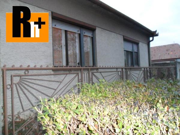 Foto Sereď Hornočepenská1 na predaj rodinný dom - rezervované