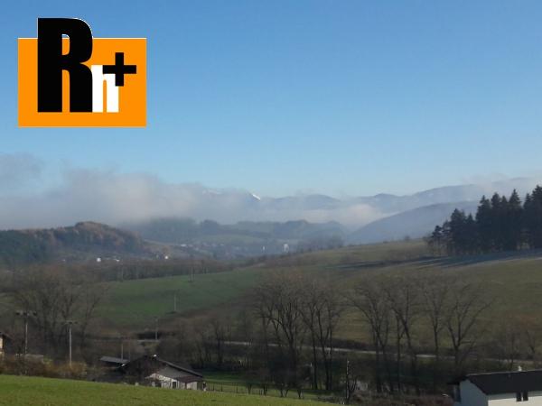 Foto Na predaj pozemok pre bývanie Podhorie 1309m2 - exkluzívne v Rh+