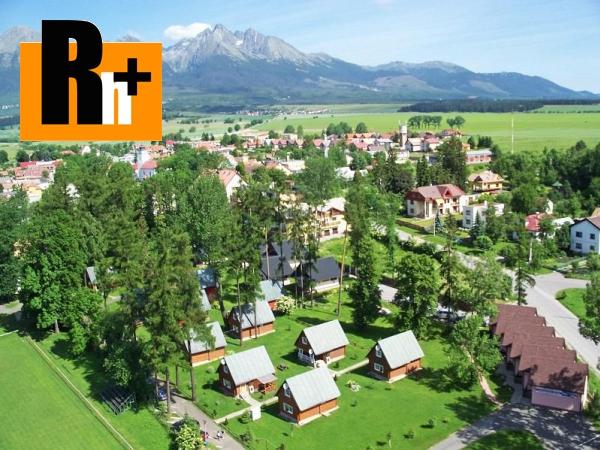 Foto Na predaj Vysoké Tatry Veľký Slavkov 2 izbový byt - exkluzívne v Rh+