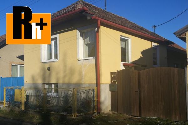 Foto Spišské Bystré na predaj rodinný dom