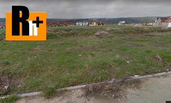 Foto Pozemok pre bývanie Košice-Západ na predaj