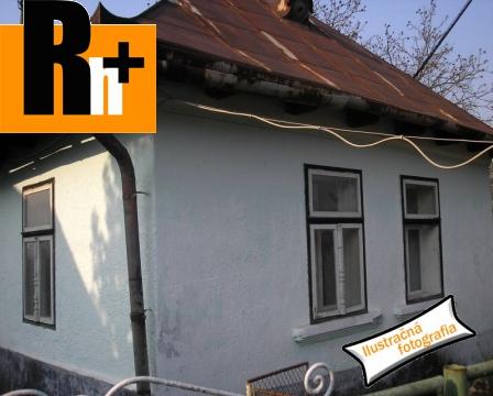 Foto Odorín Odorín na predaj rodinný dom -