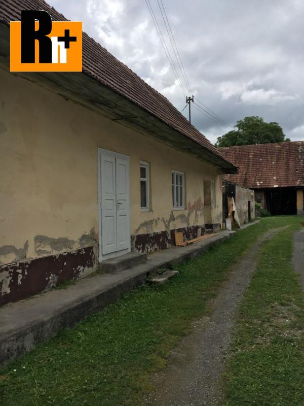 Foto Belá-Dulice na predaj vidiecky dom