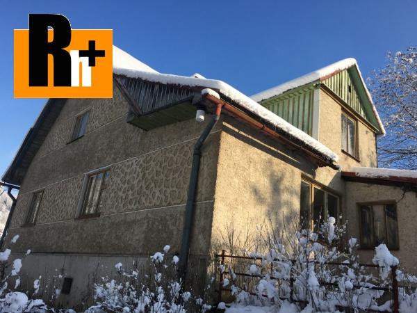 Foto Vidiecky dom Veľké Rovné pod ivorom na predaj - exkluzívne v Rh+