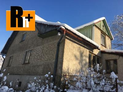 Na predaj Veľké Rovné Pod Ivorom vidiecky dom - znížená cena