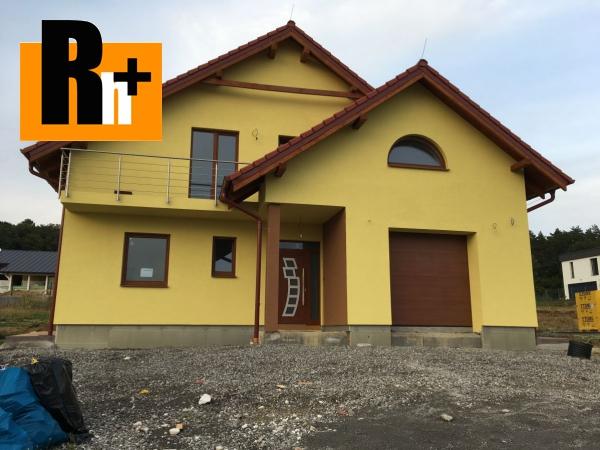 Foto Na predaj rodinný dom Malá Ida Pánsky les - novostavba