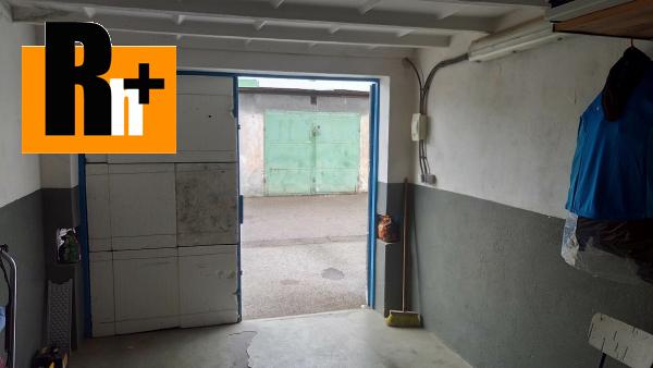 Foto Dubnica nad Váhom na predaj garáž jednotlivá
