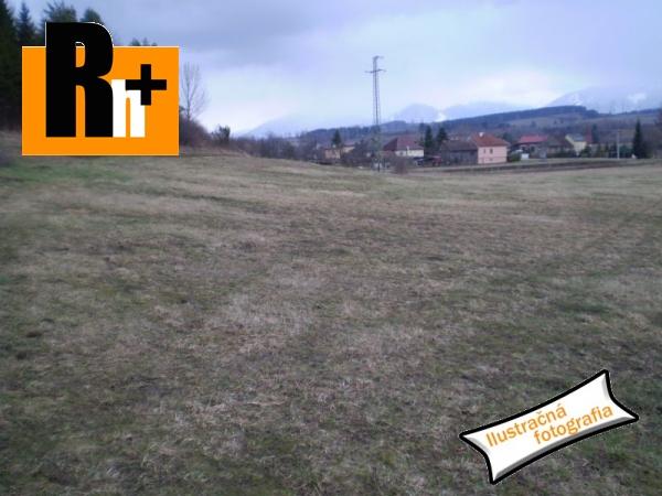 Foto Na predaj pozemok pre bývanie Mošovce - TOP ponuka